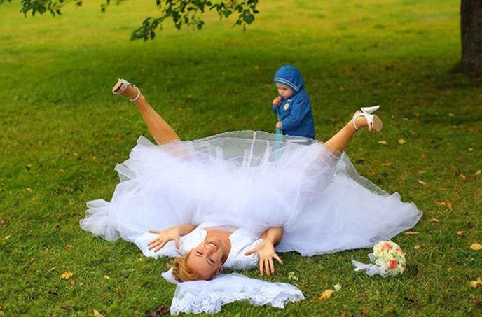 Wedding Photos Gone Wrong