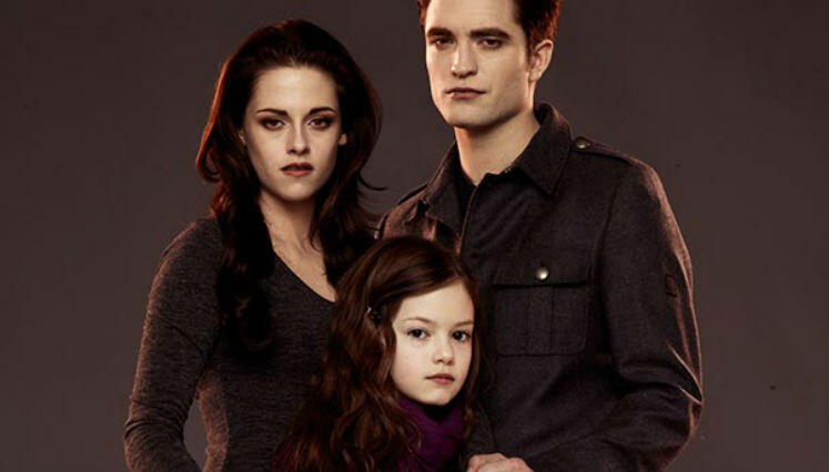 New Renesmee and Jake Twilight Books Coming!