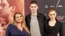 Hero Fiennes Tiffin and Josephine Langford in prominent roles, alongside Selma Blair.
