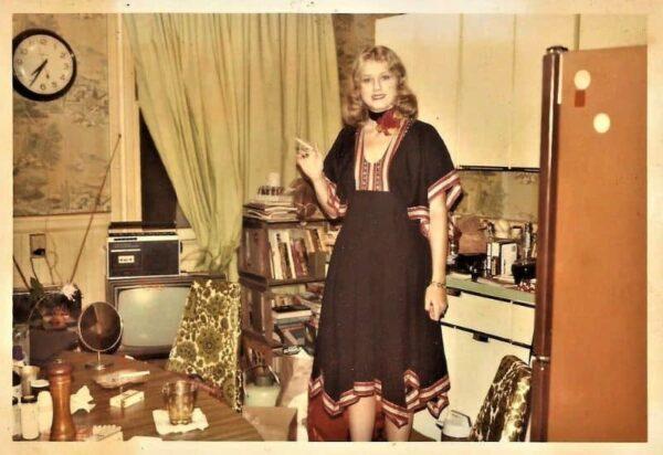 Woman in the 1970s. Vintag.es.