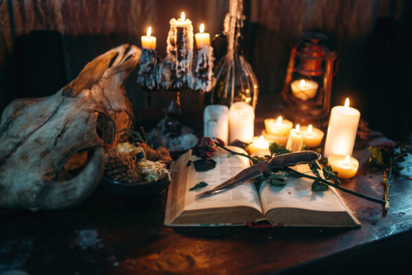 How to Cast a Magic Love Spell