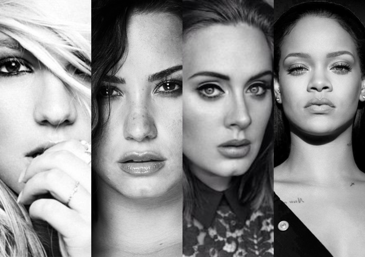 The most famous pop stars of 2020 ... the winner might surprise you!
