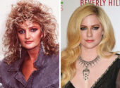 Bonnie Tyler and Avril Lavigne, 35