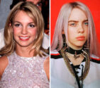 Britney Spears and Billie Eilish, 17