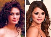 Julia Roberts and Selena Gomez, 24