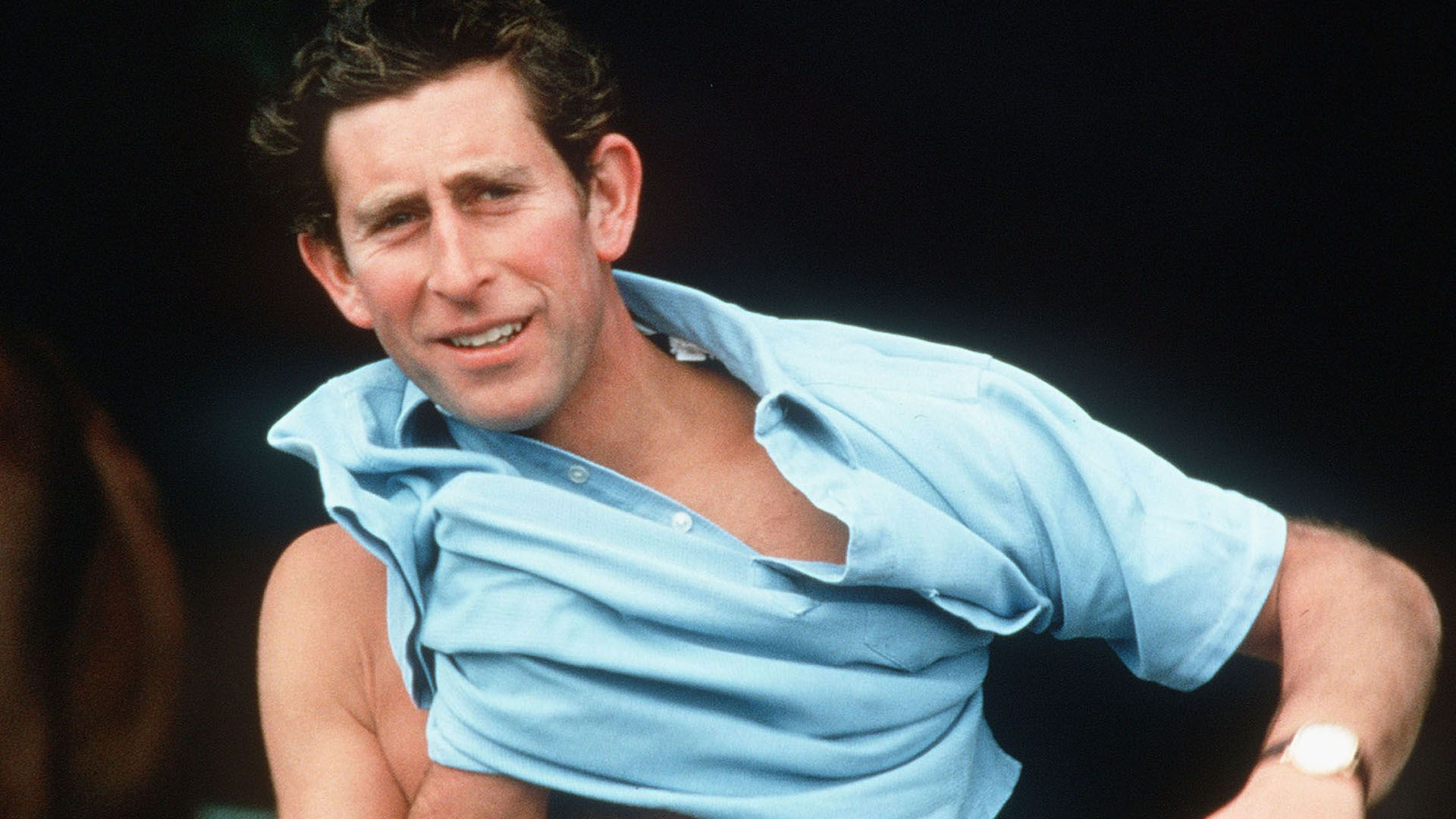 In his younger days, Prince Charles used to be a catch!