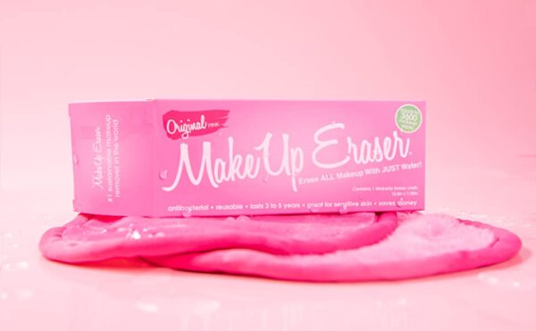 How does the magic makeup eraser work?