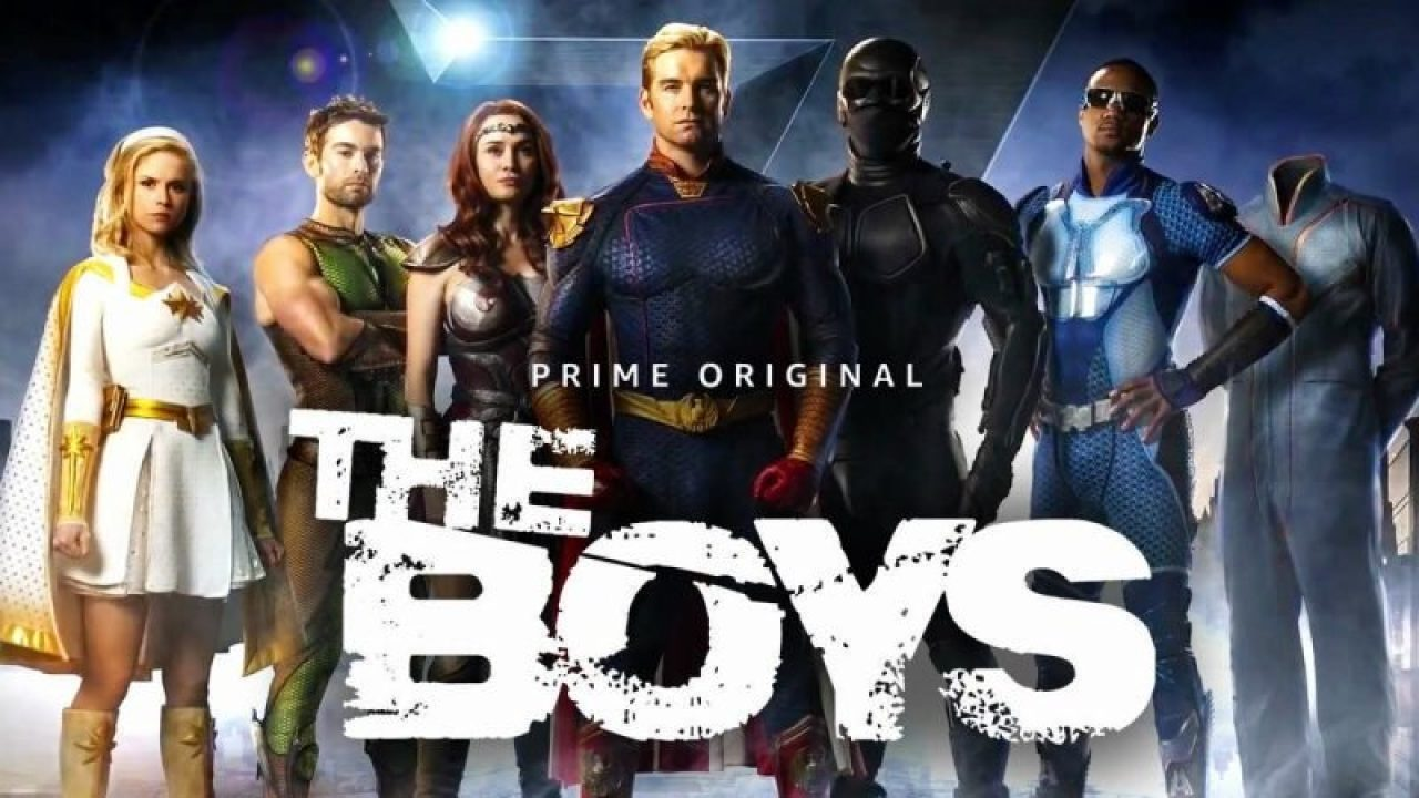 Review of The Boys on Amazon Prime