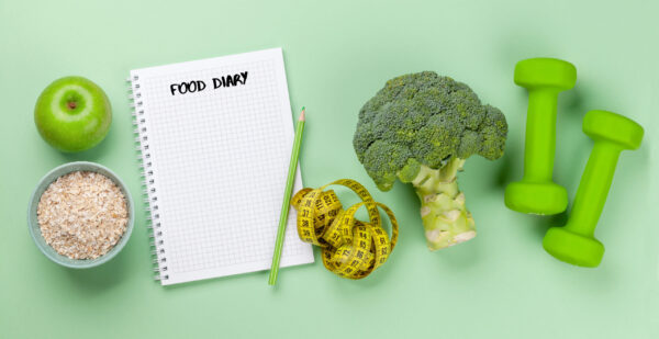 Keeping a food diary can change your life!